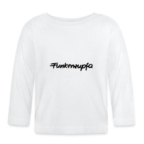 Funkenzupfa - Baby Langarmshirt