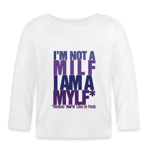 MYLF - Langarmet baby-T-skjorte