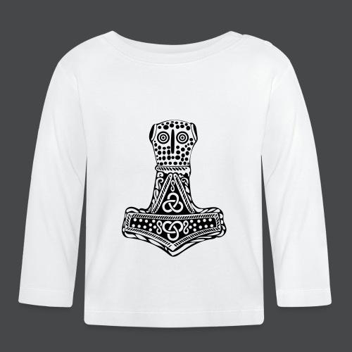 THORs_Hammer - Baby Langarmshirt