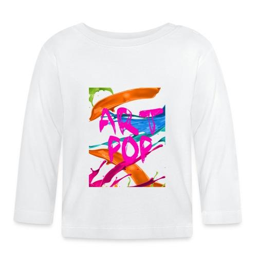 ART POP Carcasa móvil - Camiseta manga larga bebé