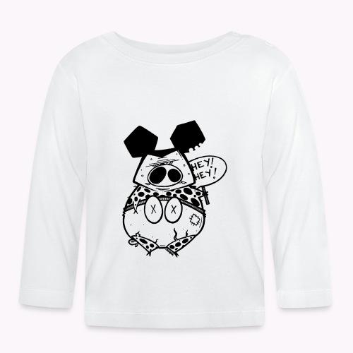 ugly pig - Maglietta a manica lunga per bambini