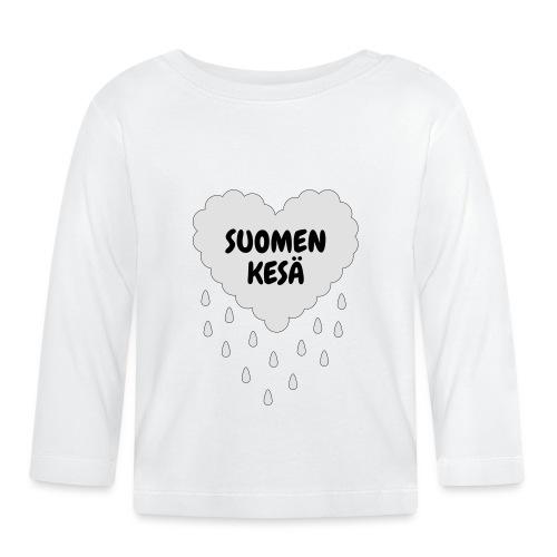 Suomen kesä - Vauvan pitkähihainen paita