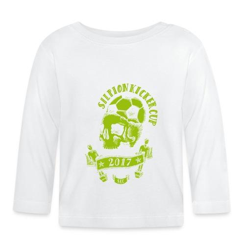 Logo Silpion Kicker Cup 2017 - Baby Langarmshirt