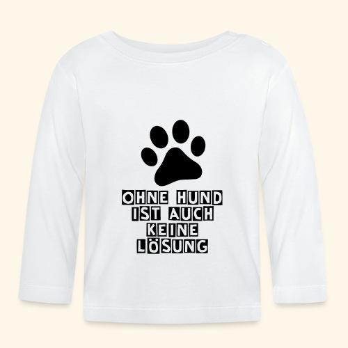 Accessoires für Hundefreunde - Baby Langarmshirt