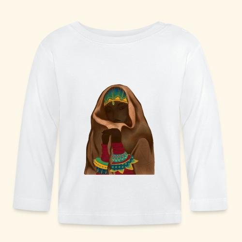 Femme bijou voile - T-shirt manches longues Bébé