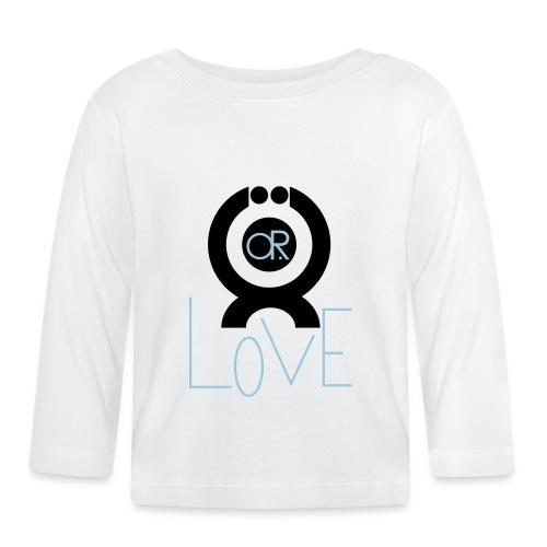 O.ne R.eligion O.R Love - T-shirt manches longues Bébé