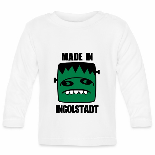 Fonster made in Ingolstadt - Baby Langarmshirt