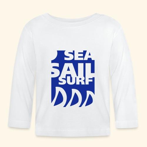 110721ssssrectng - T-shirt manches longues Bébé