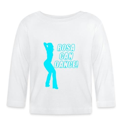 rosacandance - Baby Long Sleeve T-Shirt