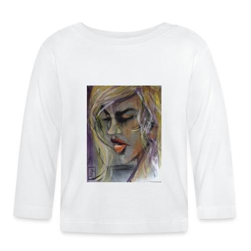 20160831 070257000 iOS Tänker - Långärmad T-shirt baby