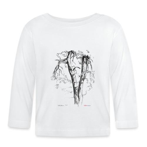 Halaus, Hug - Vauvan pitkähihainen paita