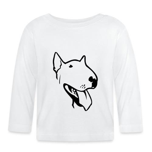bull terrier2 - Baby Long Sleeve T-Shirt