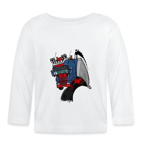 The flying skane man notext - T-shirt