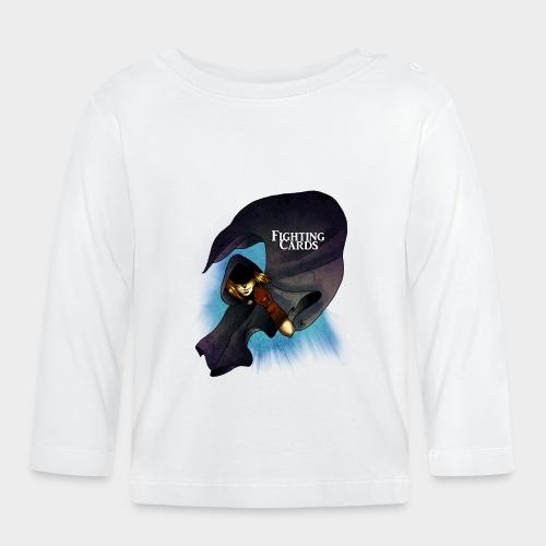 Fighting cards - Rodeur - T-shirt manches longues Bébé