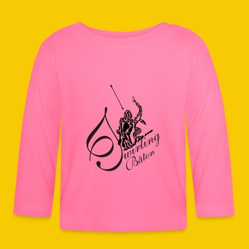 twirling b 2 - T-shirt manches longues Bébé