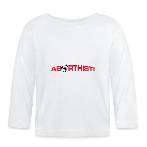 abarthisti no url - Langarmet baby-T-skjorte
