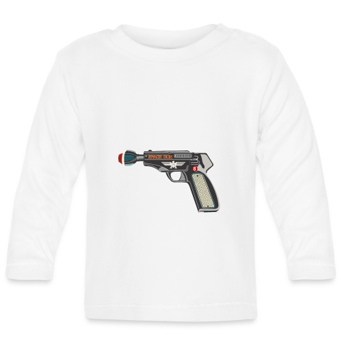 SpaceGun - Baby Long Sleeve T-Shirt