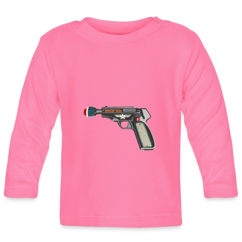 SpaceGun - Baby Long Sleeve T-Shirt