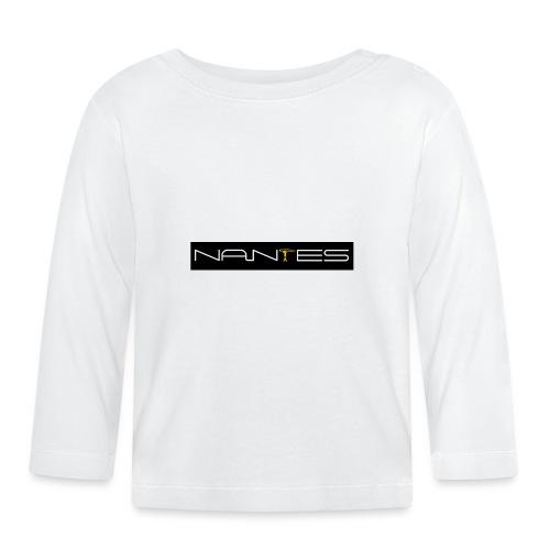 NanTes - T-shirt manches longues Bébé