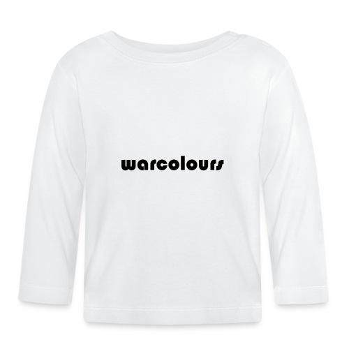 warcolours logo - Baby Long Sleeve T-Shirt