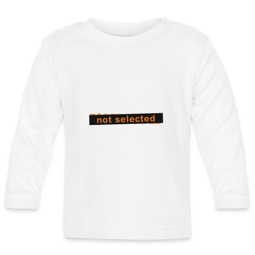 Not Selected - T-shirt