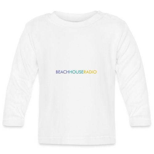 Beach House Radio Logo - Baby Long Sleeve T-Shirt