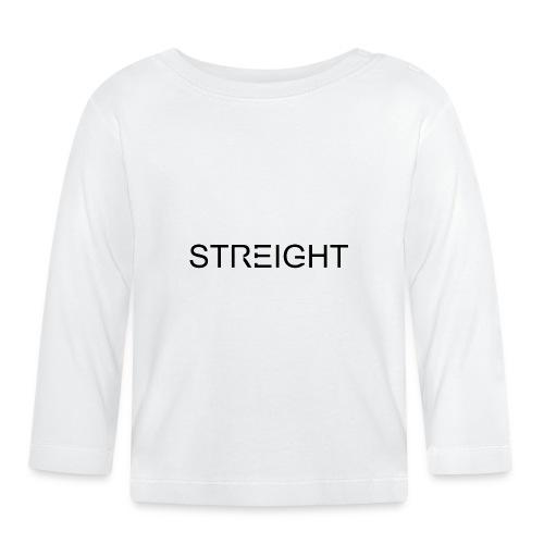 STREIGHT - Baby Langarmshirt