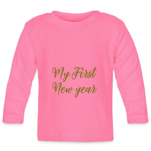 First new year - T-shirt