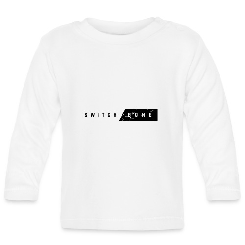 Switchbone_black - T-shirt