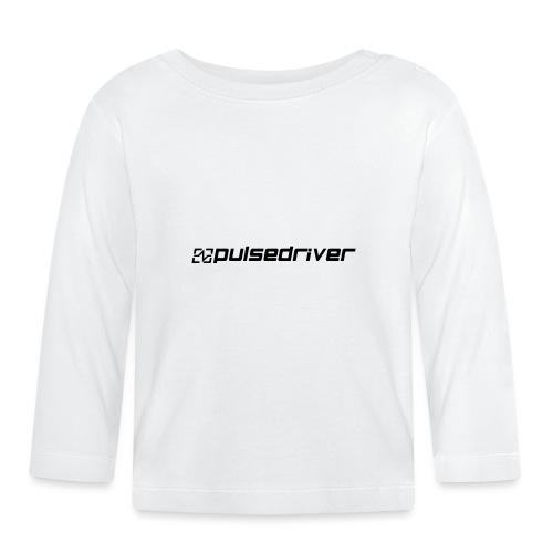 Pulsedriver (Logo) - Baby Long Sleeve T-Shirt