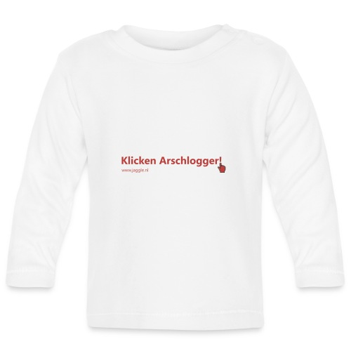 Klicken Arschlogger - T-shirt