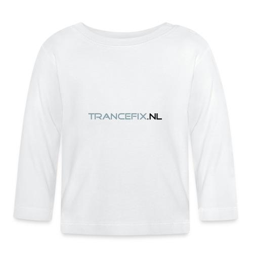 trancefix text - Baby Long Sleeve T-Shirt