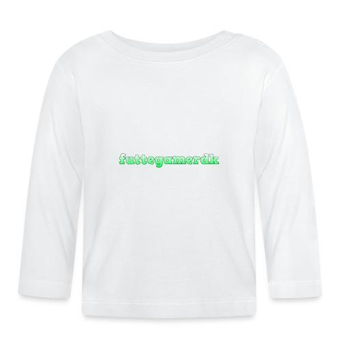 futtegamerdk trøjer badge og covers - Langærmet babyshirt