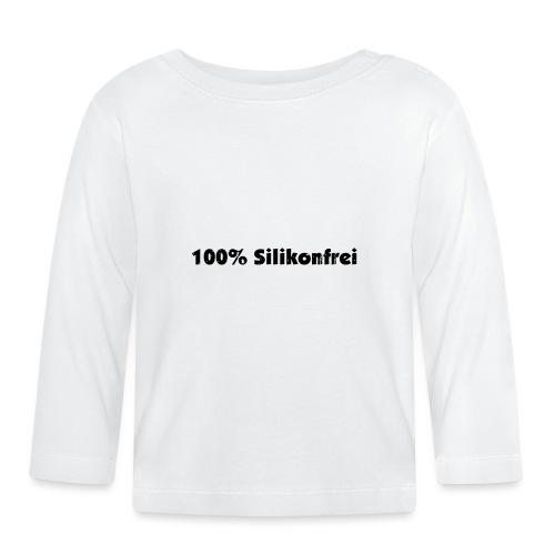 silkonfrei - Baby Langarmshirt