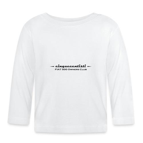 Cinquecentisti 500 Owners Club Vector - Maglietta a manica lunga per bambini