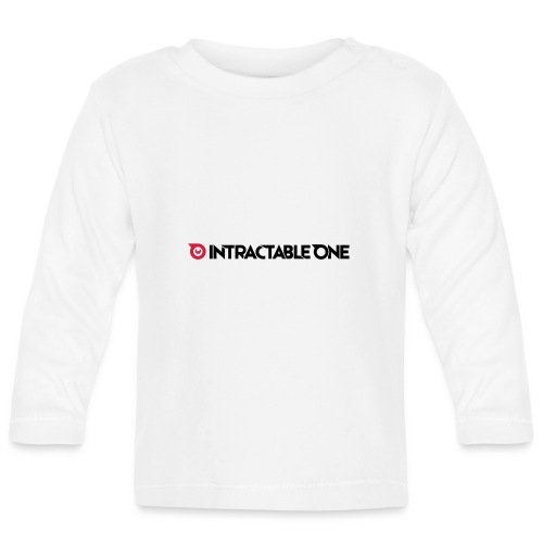 Intractable one logo - T-shirt