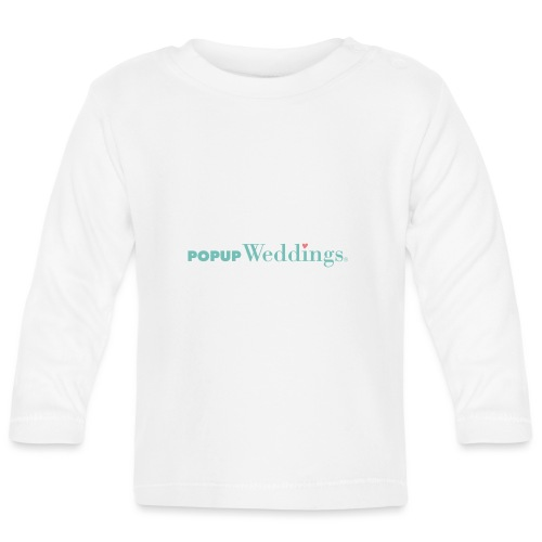 Popup Weddings - Baby Long Sleeve T-Shirt