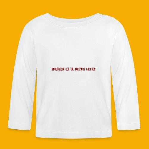 morgen beter leven - T-shirt