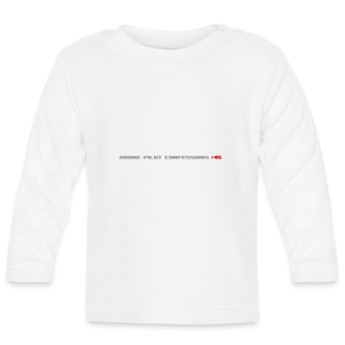I CRASH A LOT - Baby Long Sleeve T-Shirt