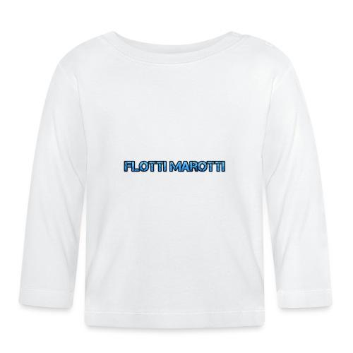 Flotti Marotti Blue (Skate) - Baby Langarmshirt