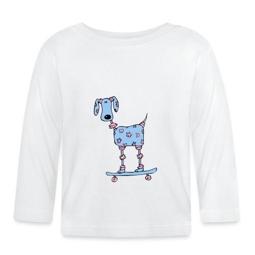 afbeelding skatehondokok - T-shirt