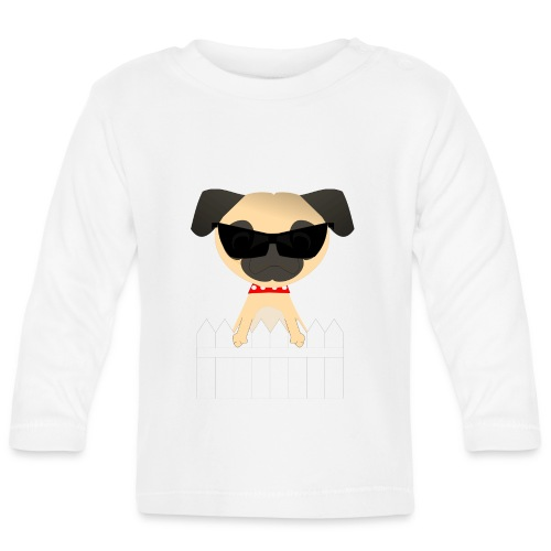 pug - Baby Long Sleeve T-Shirt