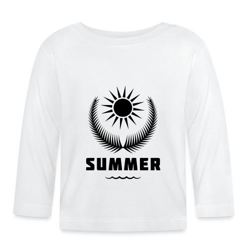 summer - Vauvan pitkähihainen paita