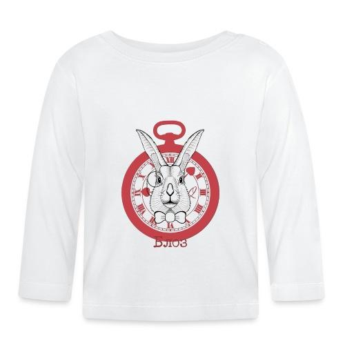 White rabbit - T-shirt manches longues Bébé