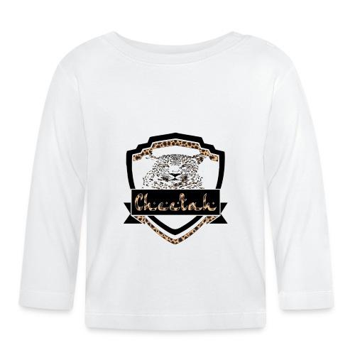 Cheetah Shield - Baby Long Sleeve T-Shirt