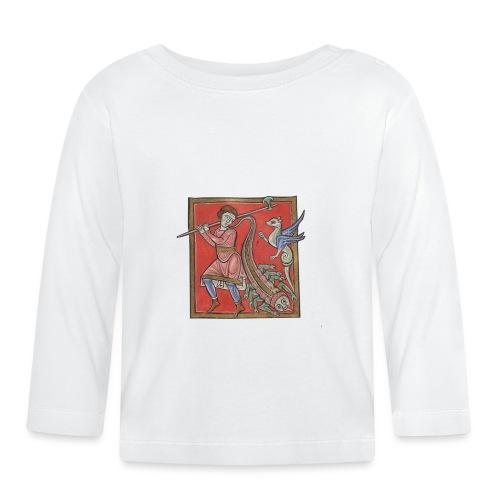De medicina ex animalibus - Camiseta manga larga bebé