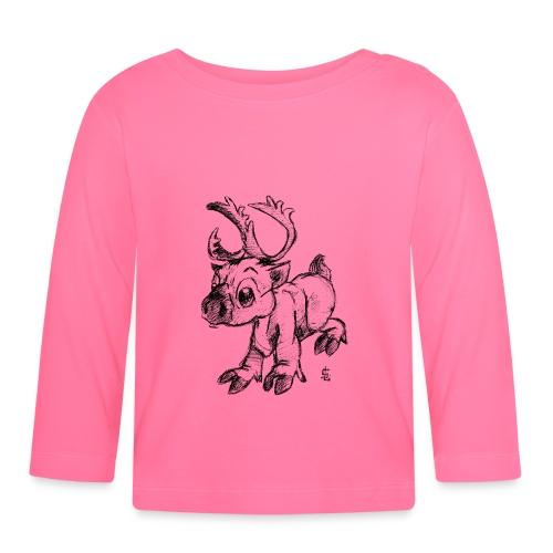 Caribou - T-shirt manches longues Bébé