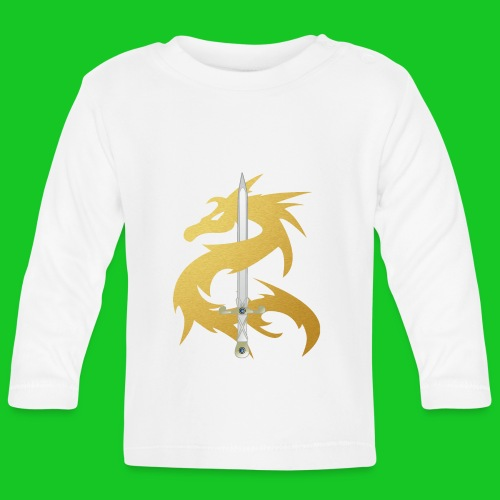 Draak met zwaard - T-shirt