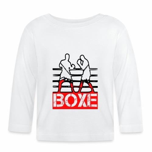 BOXE - Maglietta a manica lunga per bambini