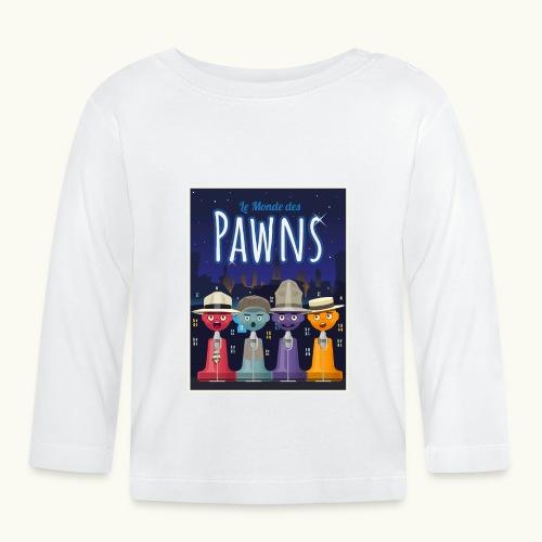 Les Pawn Brothers Chantent - T-shirt manches longues Bébé